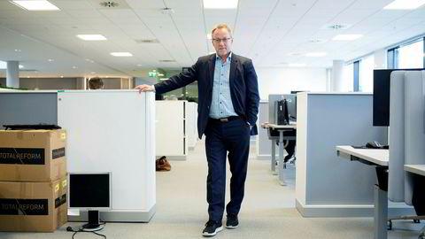 Sjefredaktør i Dagbladet, John Arne Markussen.