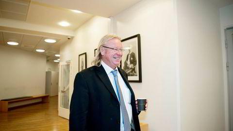 Berge Gerdt Larsen vant rettssaken mot hedgefondet QVT.