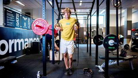 Bjørn Maaseide har tjent seg rik på treningssentre. Parallelt har han bygget opp selskapet Kraft Finans.