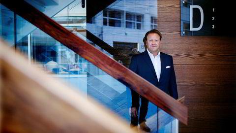Tidligere BWG Homes-sjef Lars Nilsen mer enn tidoblet resultatet i fjor.