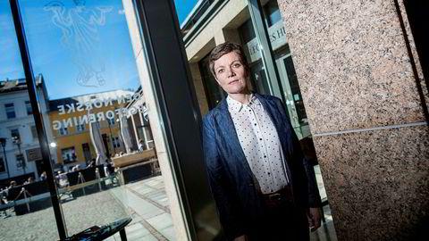 I fjor var det megling, streik og lønnsnemnd. Denne uken måtte Legeforeningens president Marit Hermansen se kollegene tape tvisten om arbeidstid i rikslønnsnemnda.