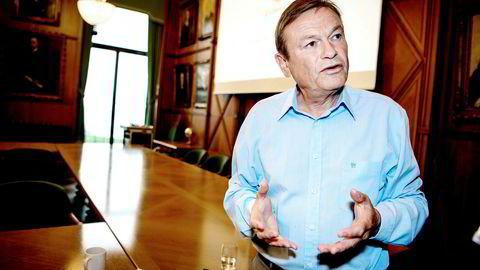 Eidesvik Offshore-sjef Jan Fredrik Meling må gjøre kostnadstiltak i et svakt marked.