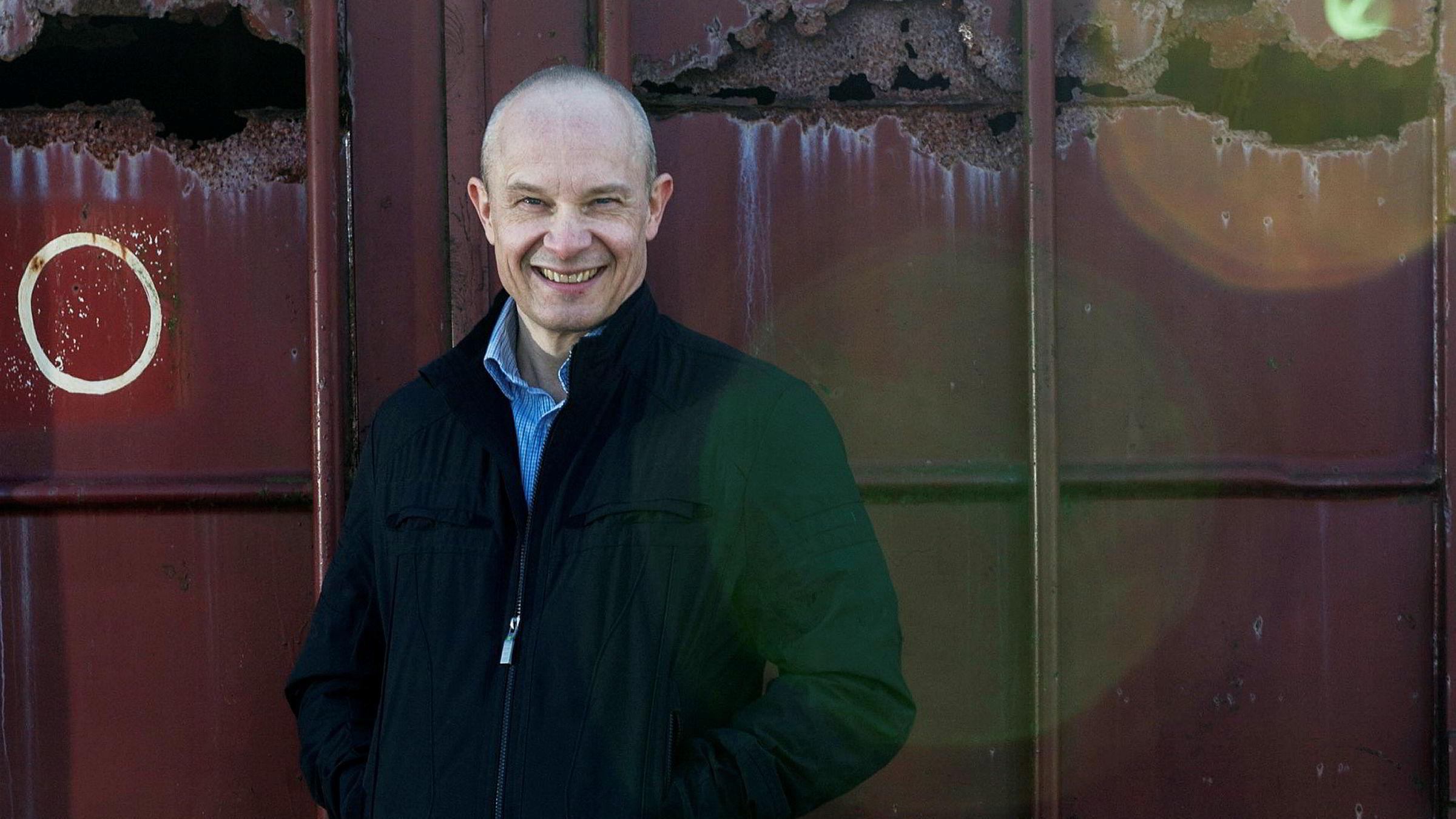 Kjetil Holta er største aksjonær i Gentian Diagnostics og har store papirgevinster på investeringen.
