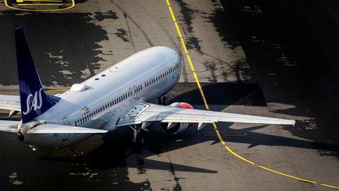 SAS har deaktivert en tjeneste for å få refundert billetter hos reisebyråene. Her fra Oslo lufthavn.