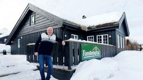 Siden Torbjørn Kaarud startet Familiehytta i 2006 har FH Gruppen bygd over 3000 hytter og 139 boliger, og blitt landets klart største hytteutbygger.