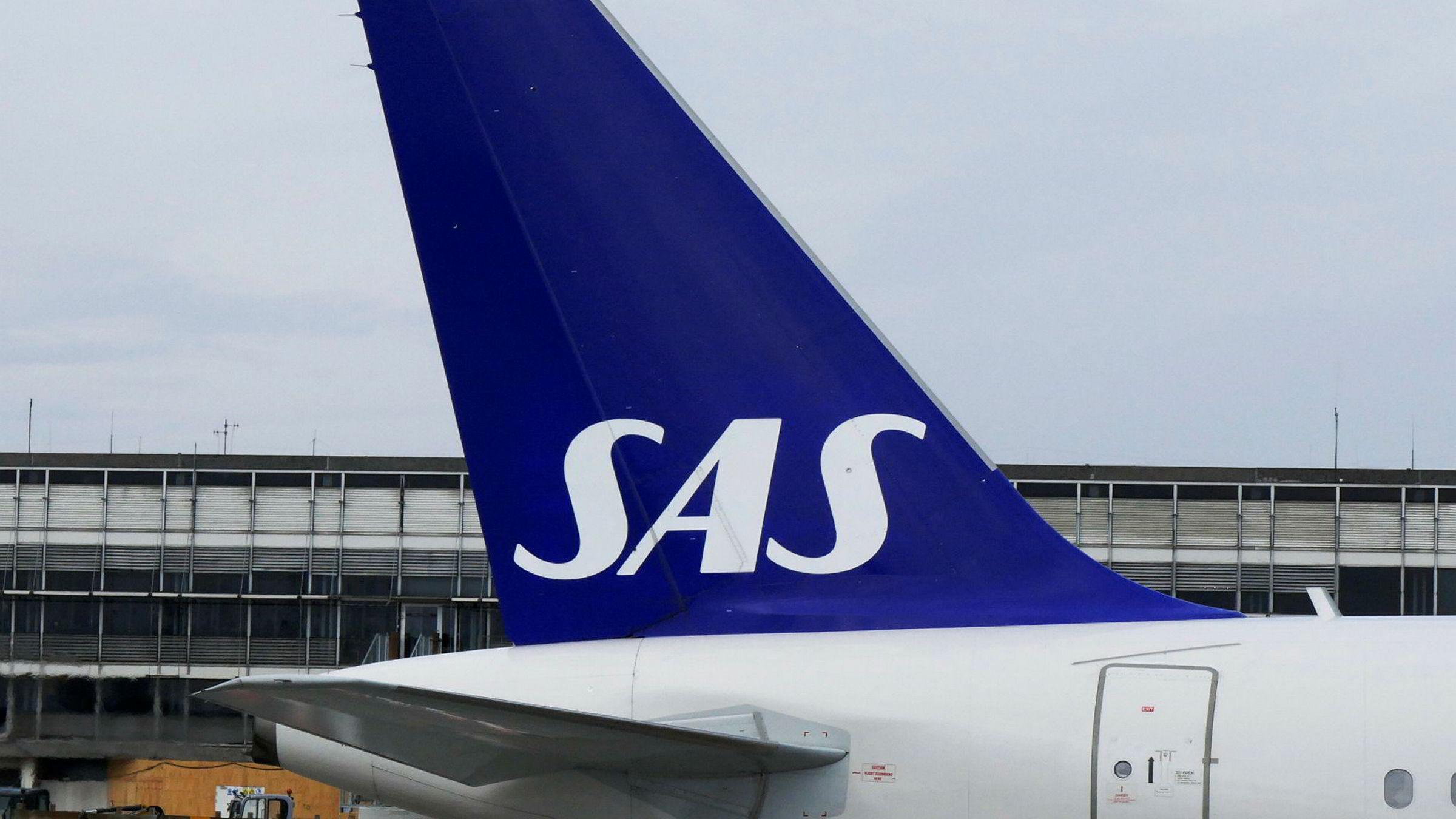 Den svenske stat vurdere å kvitte seg med sin eierandel i SAS.