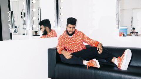 80-tallsfan. 1980-årene var det beste musikalske tiåret, mener Khalid. – Det føles som kreativiteten var på topp, det var så mange former for musikk som kom ut, og det var før båsene for hva «pop», «r&b» og «rock» er ble låst fast. 80-tallspopen er den beste popæraen, sier amerikaneren