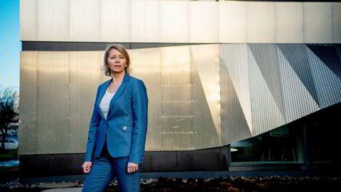 – Det er viktig for meg å understreke at dette ikke handler om at de ansatte har gjort en dårlig jobb, tvert imot, sier Karoline Nystrøm sjef for Schneider Electric Norge.
