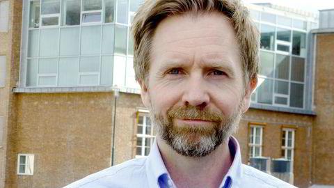 Chris Carlsen (40) er ansatt som ny redaktør i NRK Buskerud.