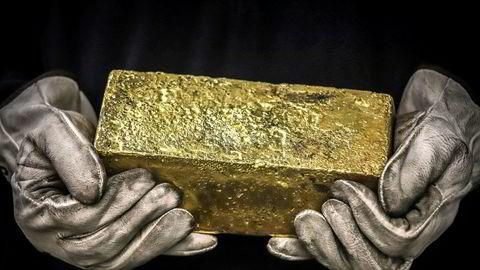 Mellom 9. og 19. mars stupte gullprisen mer enn 12 prosent. Siden den gang har spotprisen for det edle metallet hentet seg sakte, men sikkert inn.