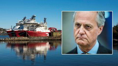 Kristian Siem og Farstad Shipping klarte ikke å få til en løsning for det kriserammede selskapet.