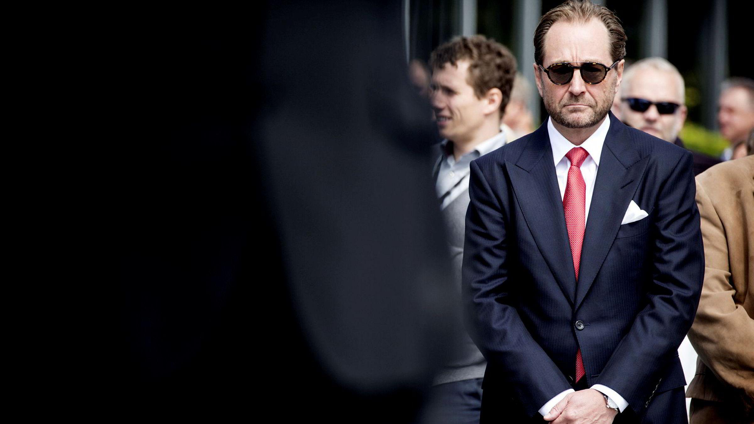 Veddemål på utfallet av en handelsavtale blir for enkelt for Kjell Inge Røkke. (Foto: Ida von Hanno Bast)