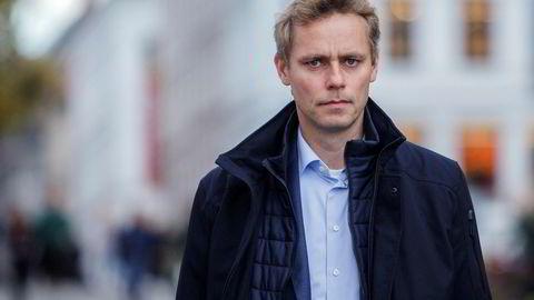 """Tidligere olje- og energiminister Ola Borten Moe var opptatt av at Barentshavet sørøst """"ikke skulle snakkes ned""""."""