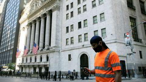 Wall Street stengte i pluss torsdag etter oppløftende jobbtall.