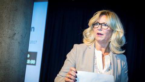 – Det er innovasjon som Innovasjon Norge skal jobbe med, sa administrerende direktør Kristin Færøvik i Lundin Norway under DNs energikonferanse.