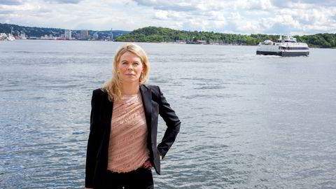 Analytiker Janne Kvernland i Nordea Markets.