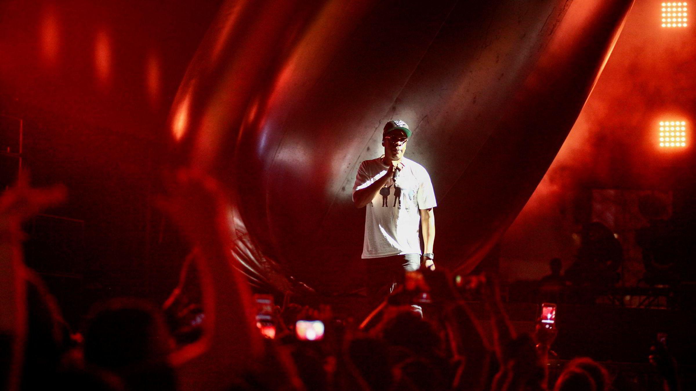 Rapmogulen Jay Z er en av hovedeierne i strømmeselskapet Tidal.