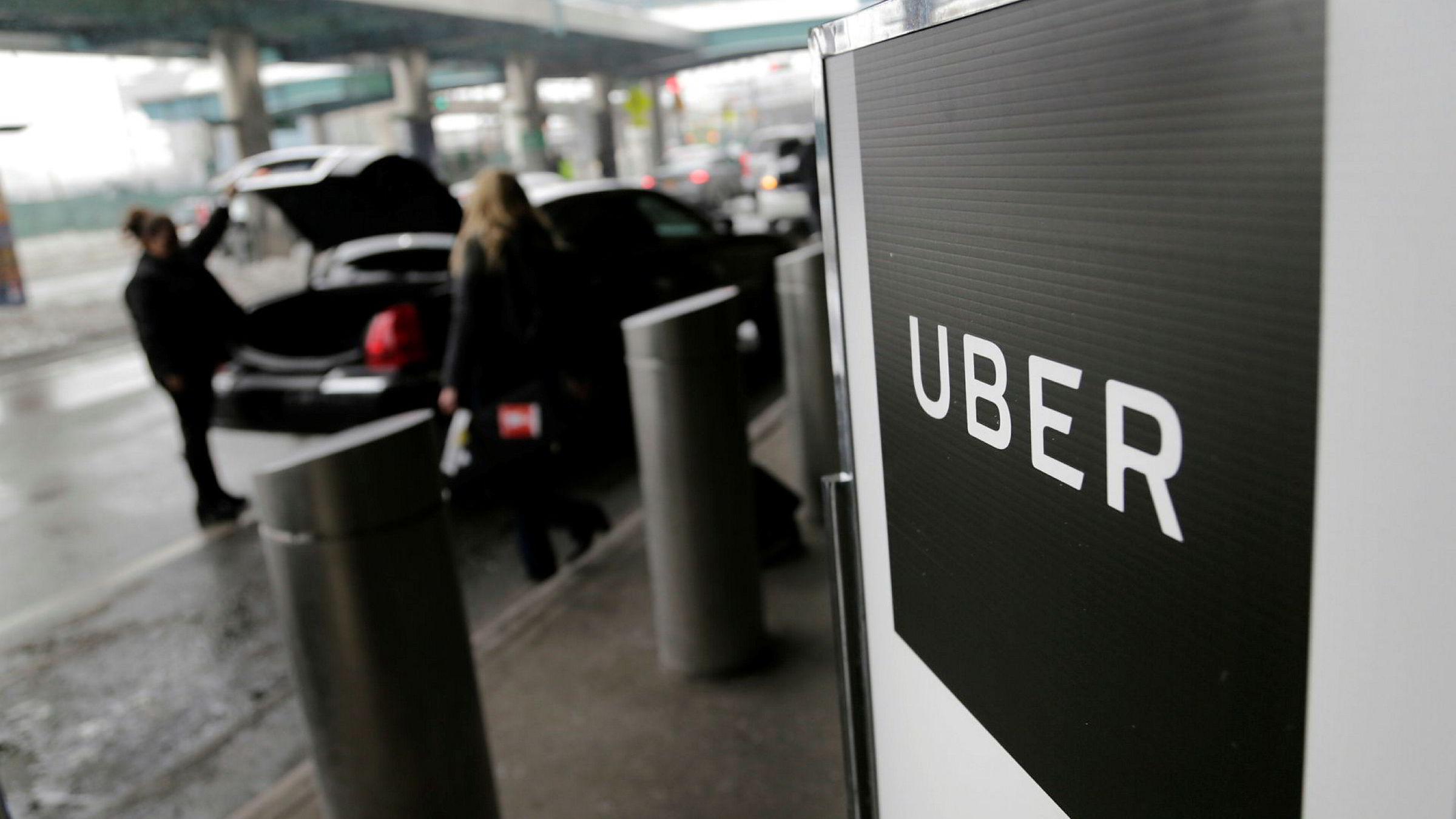 Uber legger ned i Danmark.