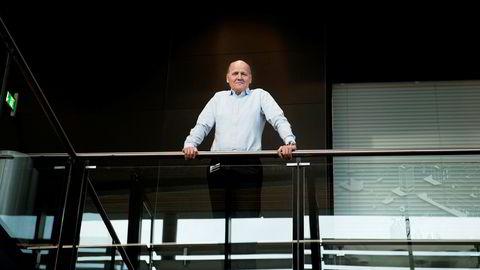 Telenor-sjef Sigve Brekke reduserer størrelsen på konsernledelsen fra 21 til 12 direktører.