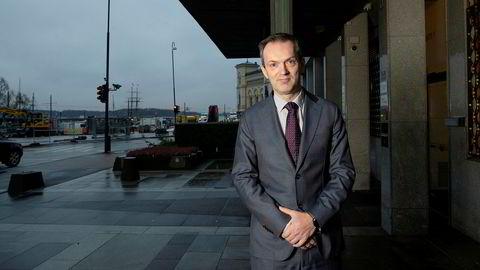 – Vi leverer et resultat som ventet gitt de rådende markedsforholdene, sier administrerende direktør Kjetil Houg i Folketrygdfondet.
