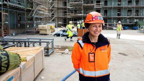 – Jeg er veldig trygg på at ledelsen i Kruse Smith klarer å gjennomføre implementeringen uten meg, sier avtroppende konsernsjef Heidi Wolden i Kruse Smith.
