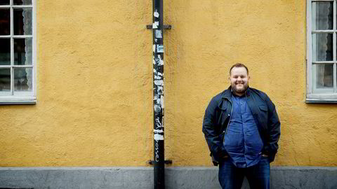 Medier24-gründer Gard L. Michalsen ansetter og vokser.