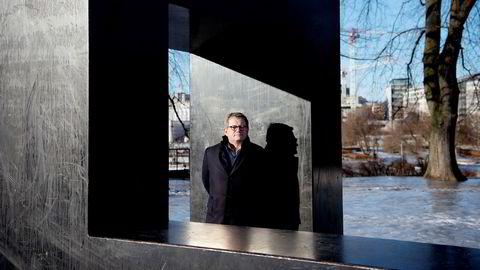 – Vi har ikke hatt den veksten vi er vant med, sier Morten Fon, konsernsjef i Jotun.