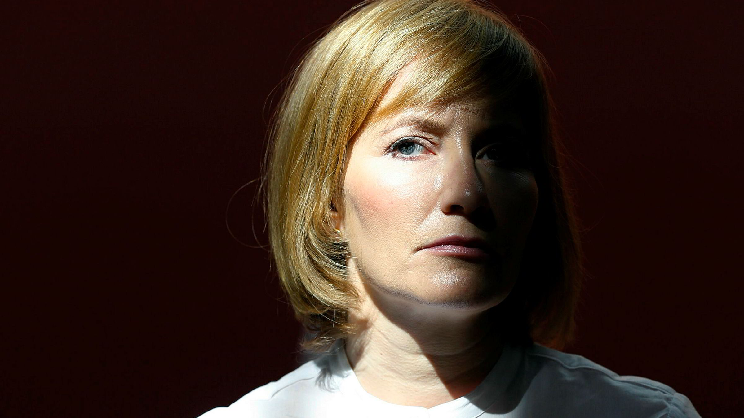 Vårt Lands sjefredaktør Åshild Mathisen anklages for manglende samarbeidsvilje. Foto: