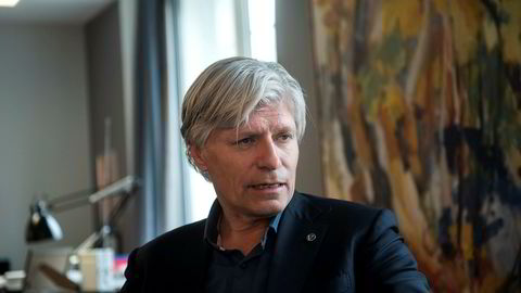 Klimaminister Ola Elvestuen innrømmer at han var upresis.