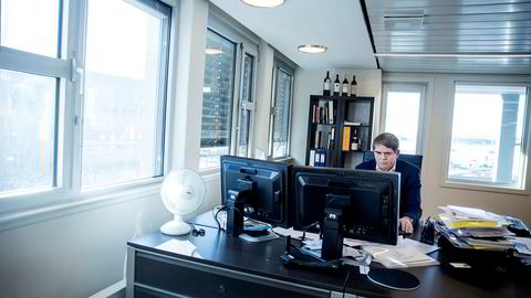 Jan Petter Sissener, investor og porteføljeforvalter.