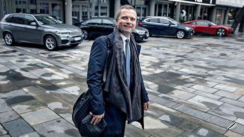Harald Espedal fikk i fjor en avkastning på 25 prosent på sine aksjeplasseringer. Nå vil han forvalte andres midler.