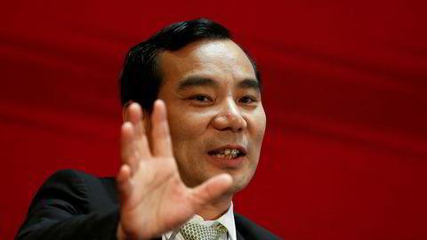 Styreleder Wu Xiaohui hos Anbang Insurance Group ble anholdt før helgen og har trukket seg som selskapets toppsjef. Anbang har på 13 år blitt et av Kinas største privateideselskaper.