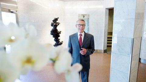 Investor Erik Must er blant de største aksjonærene i Arendals Fossekompani som eier 75 prosent av Glamox. Selskapet betaler nå ut 280 millioner i tilleggsutbytte som forberedelse til en mulig børsnotering.