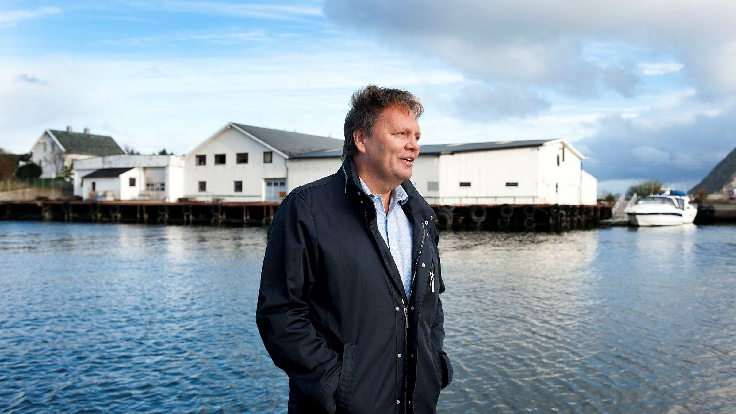Stig Remøy krillselskap Emerald fiskernes er slått konkurs etter et halvt års gjeldsforhandlinger.