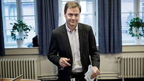 – Dessverre vil leverandørindustrien i olje og gass slite også i år, sier direktør Knut E. Sunde i Norsk Industri.