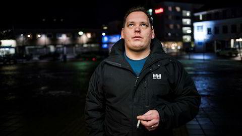 Henning Bråten, tidligere hovedtillitsvalgt for gruvearbeiderne i Nordens klippe, har gått over ett år uten jobb.