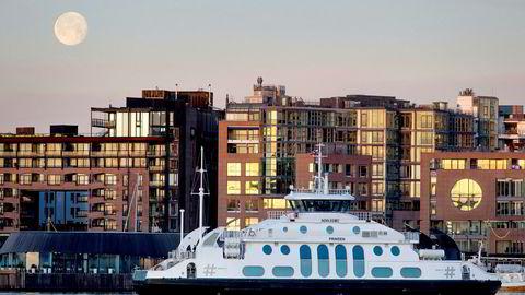 Den danske tenkeren gir oss andre briller for å studere passasjerene på Nesoddbåten og andre som tilsynelatende er fanget i gjentagelsens garn, skriver artikkelforfatteren.