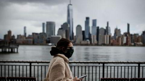 New York City vil ikke være tilbake til normalen igjen før om 20 måneder, ifølge byens ordfører.