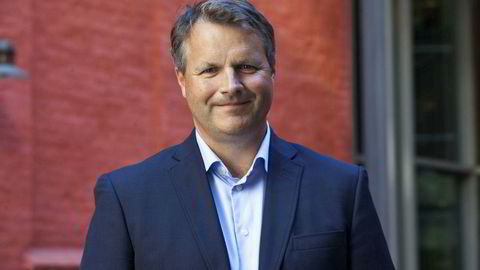 Anders Rikter. Anders Rikter går fra Schibsted etter syv år.