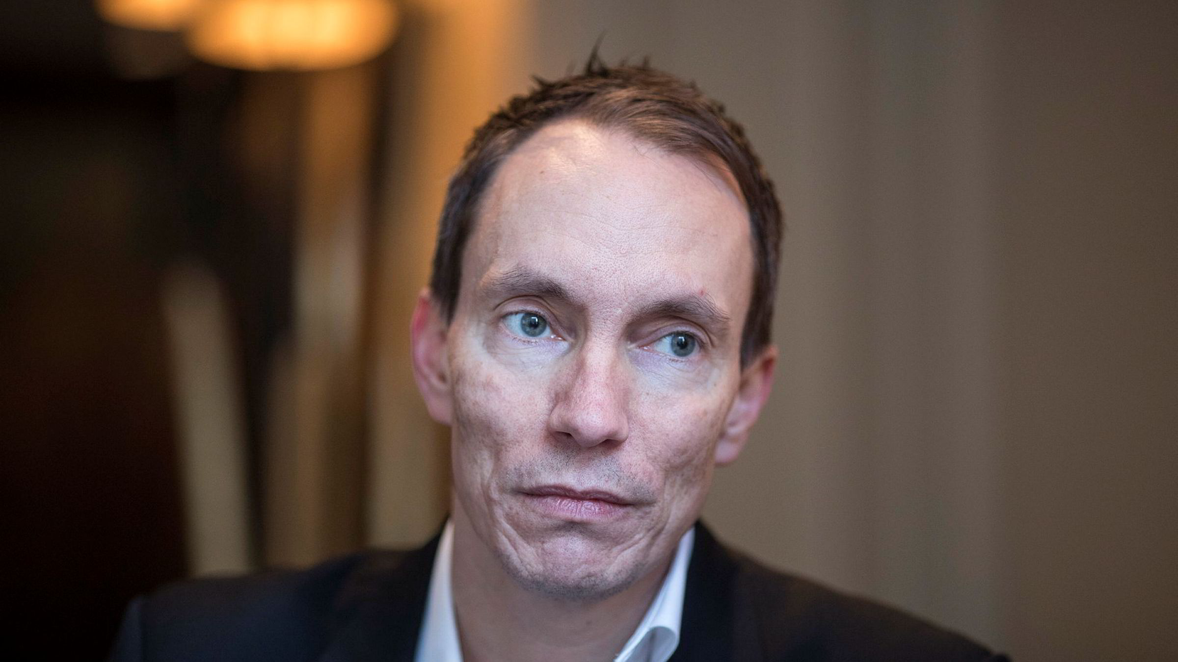 Erik Egenæs er sjef for The Nordic Group, som tapte stort i fjor.