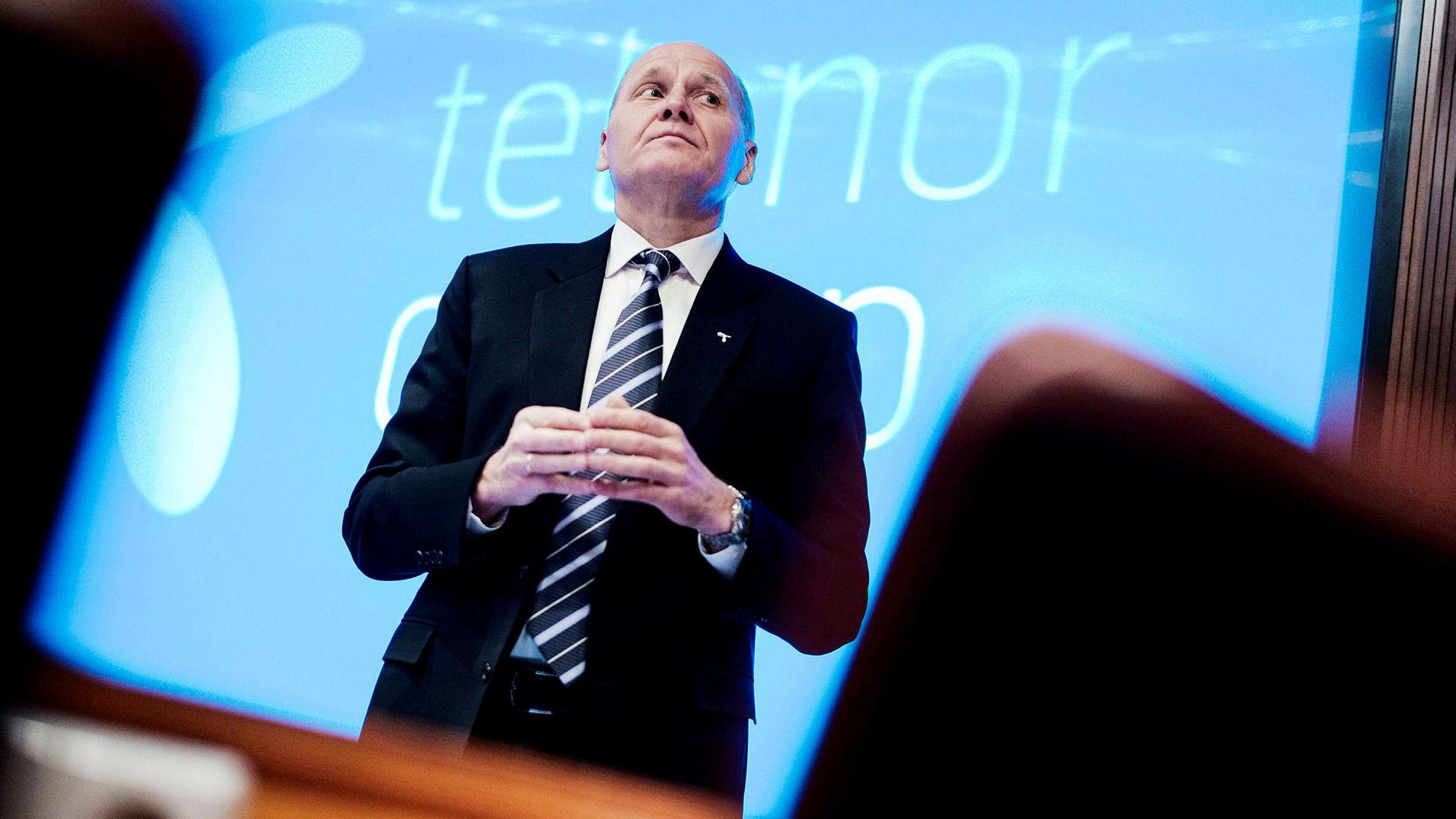 Telenor og toppsjef Sigve Brekke anmeldte forholdene i Bulgaria i 2016, etter å ha rådført seg blant annet med norske Økokrim.