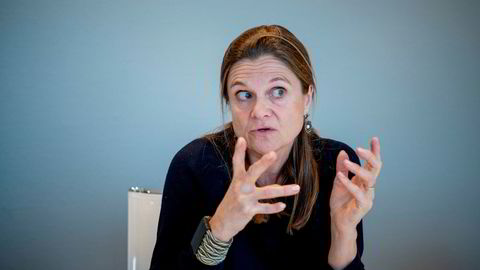 Kunstrådgiver og historiker Nina Sørlie: – Samlerne kommer til å få en sunn kritisk holdning til kunsten. Det er nok også noen selgere som kommer til å godta lavere bud enn det de ellers ville ha gjort.