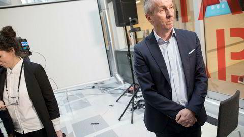Leder for delingsøkonomiutvalget Tommy Staahl Gabrielsen vil ha mindre regulering og mer marked i taxinæringen.