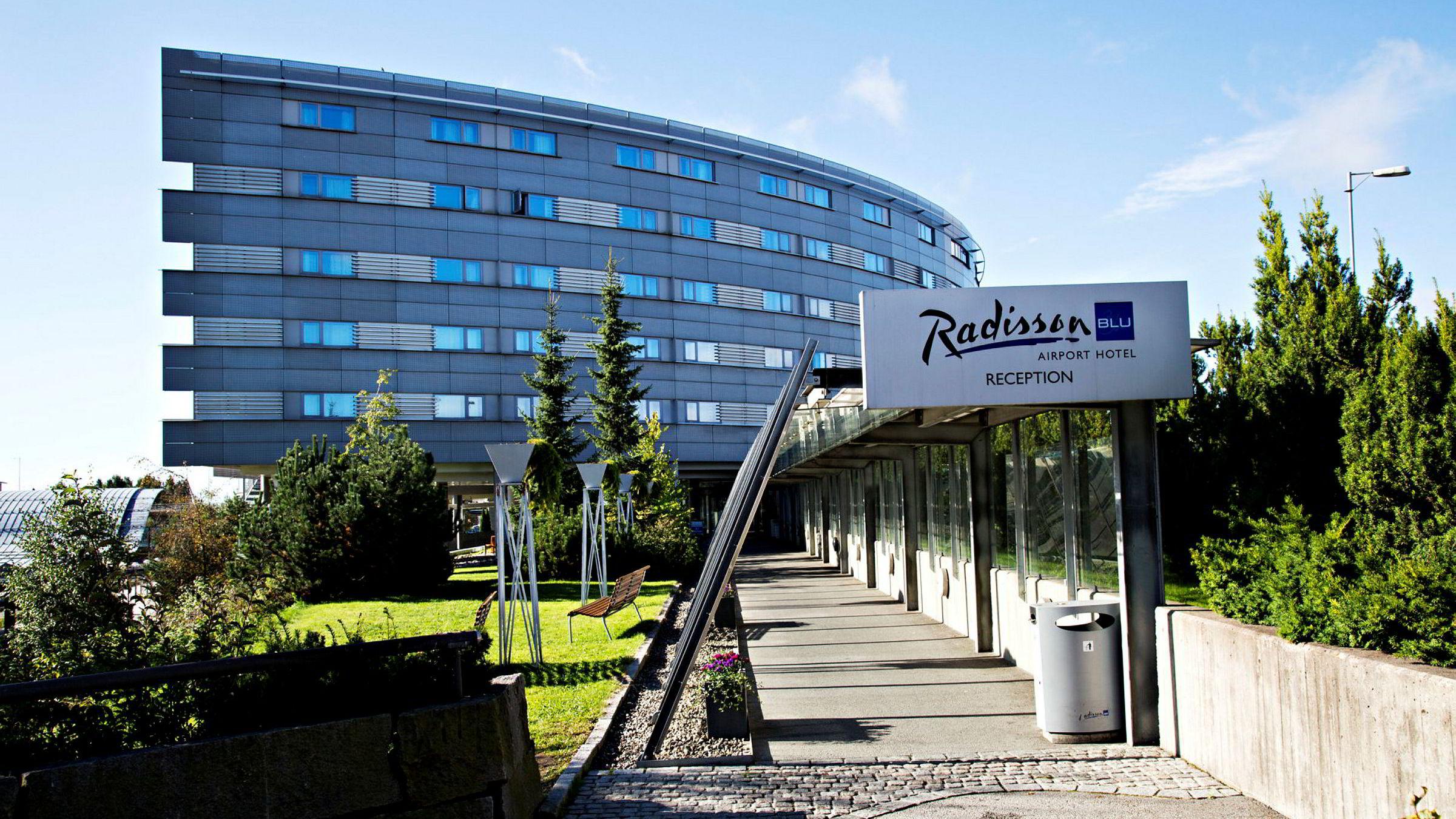 Radisson Blu Airport Hotel på Gardermoen er en av hotellene som er eid av Avinor, men drives av Rezidor Hotel Group.