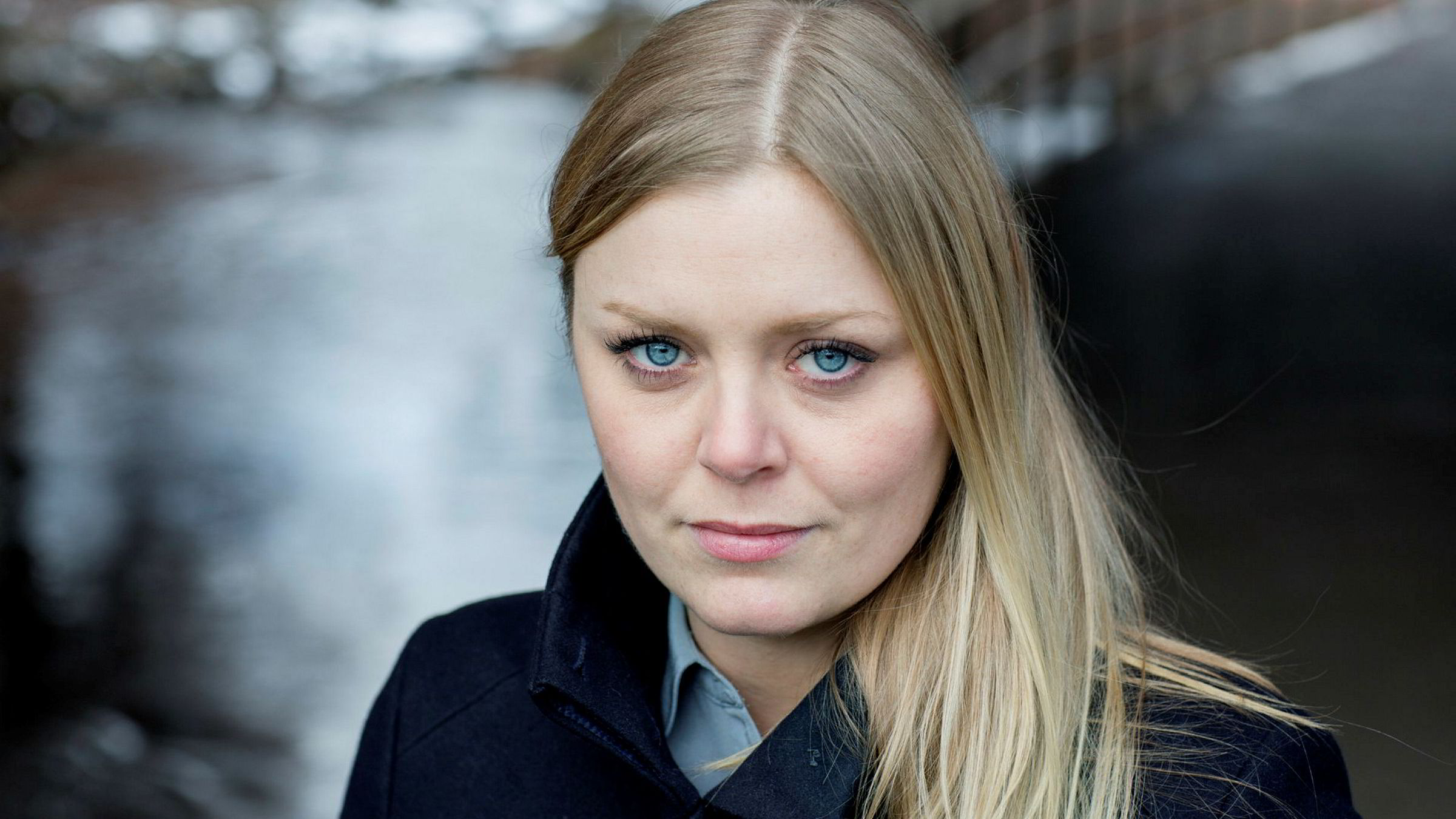 Høyres miljøpolitiske talsperson Tina Bru åpner for høyere utslipp av klimagasser. Foto: Øyvind Elvsborg