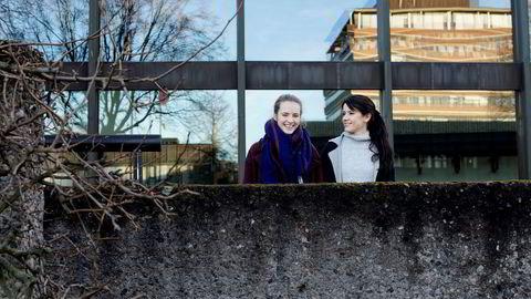 Mari Aurora Bratten Olafsen (19) er datter til administrerende direktør Anne-Kari Bratten i Spekter. Hun lyttet hovedsakelig til foreldrene sine da hun skulle velge karrierevei, og studerer nå statsvitenskap på Universitetet i Oslo.