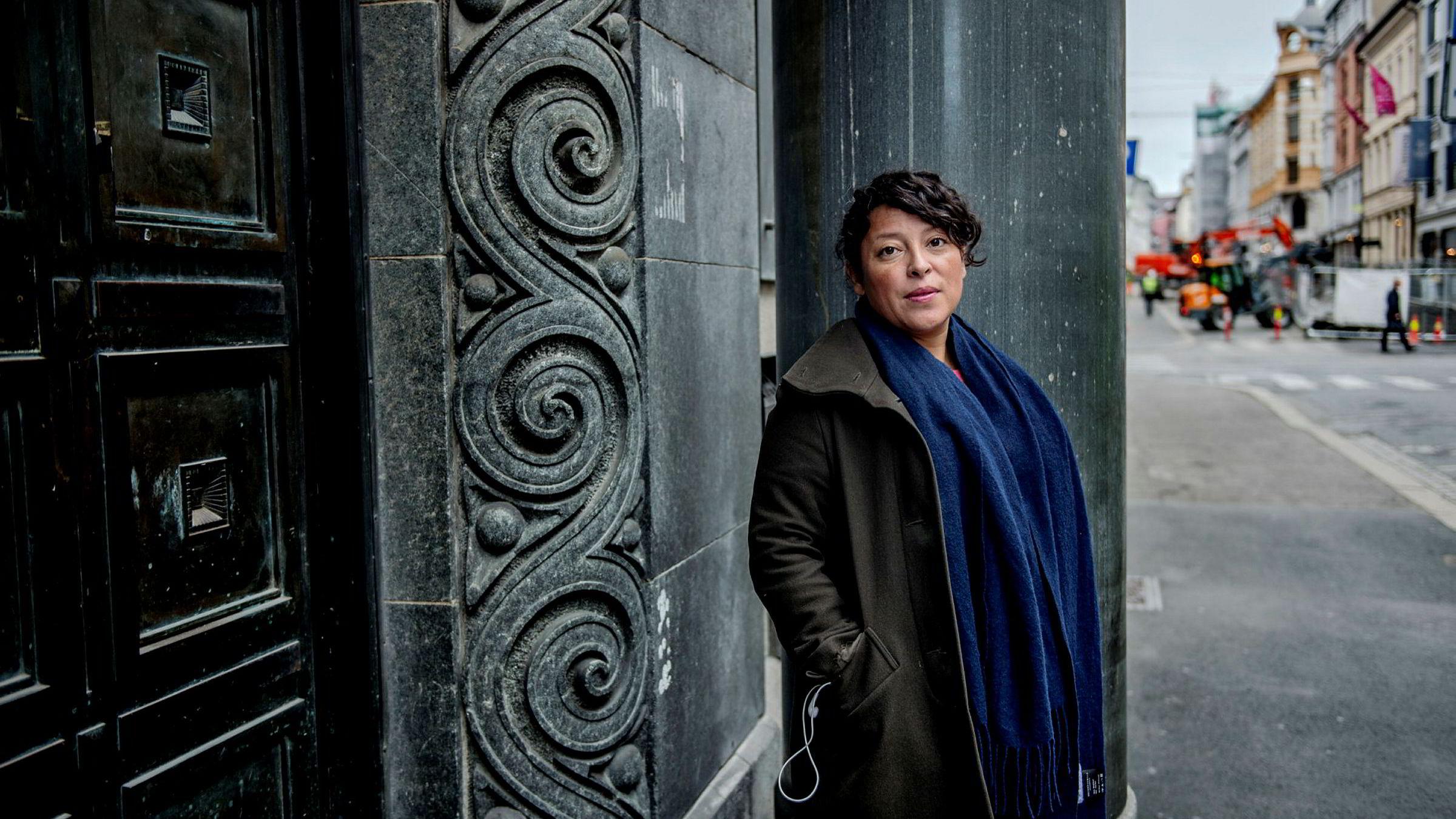 Ida Faldbakken, teknologiprosjektleder og konseptutvikler.