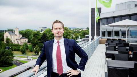 Kredittanalytiker Øystein Bogfjellmo i SEB mener Norwegians kvartalsrapport er på den svake siden.