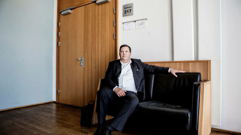 Tidligere styreleder i Intex, Jan Andreas Vestrum.