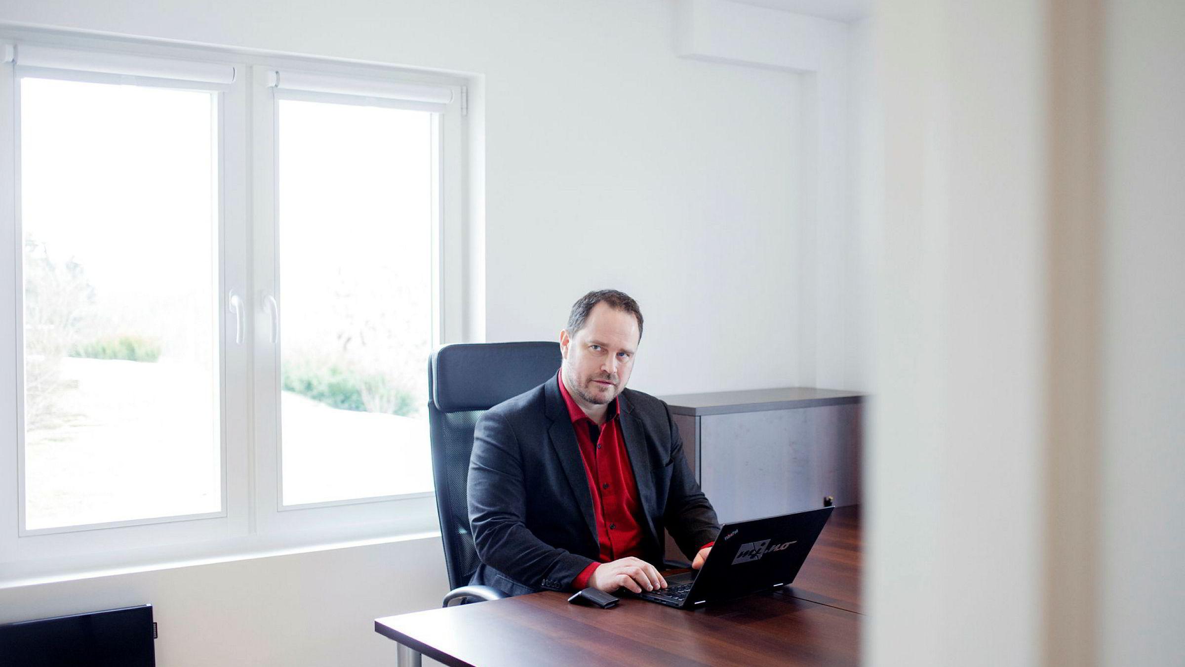 Martin Jonassen er ikke i tvil: Rekrutteringsmåtene endrer seg – i takt med robotenes inntog i bransjen.